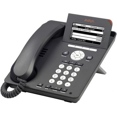 Avaya 9620 IP Telephone Side View