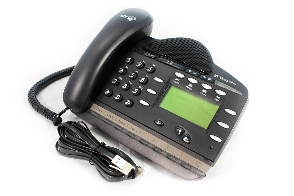 BT V8 Versatility Featurephone with Line Cord