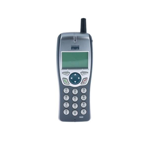 Cisco 7920 Wireless IP Phone