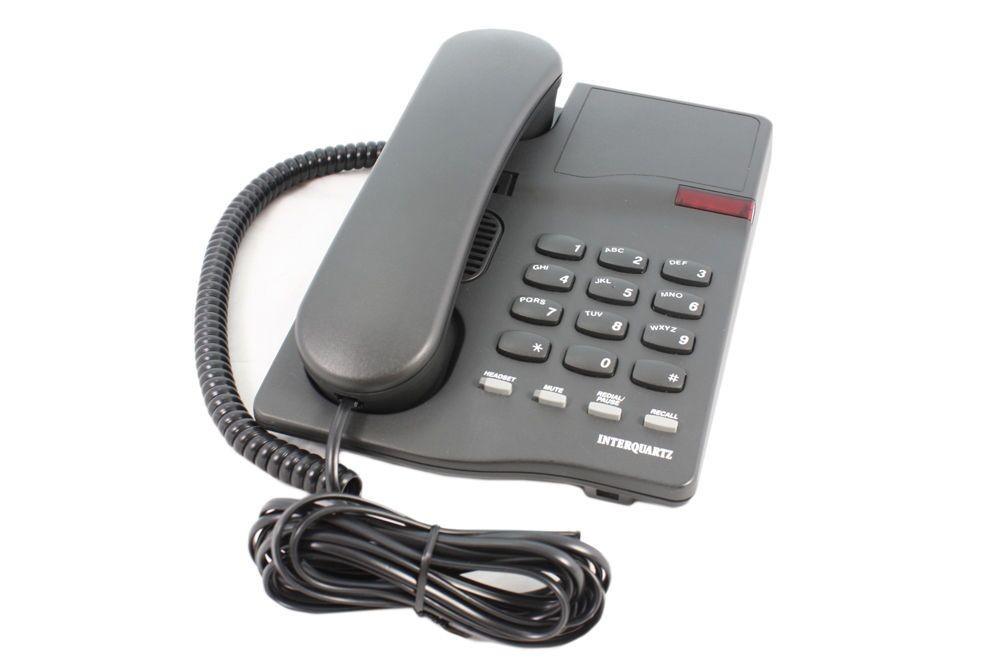 Interquartz Gemini 9330 Telephone with line cord