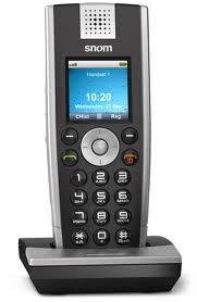 Snom M9R Combo Kit, Cordless IP DECT Telephone