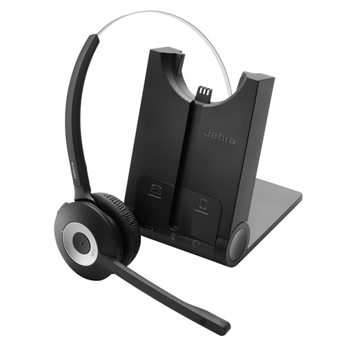 Jabra PRO 930 Wireless Headset for USB/Softphone