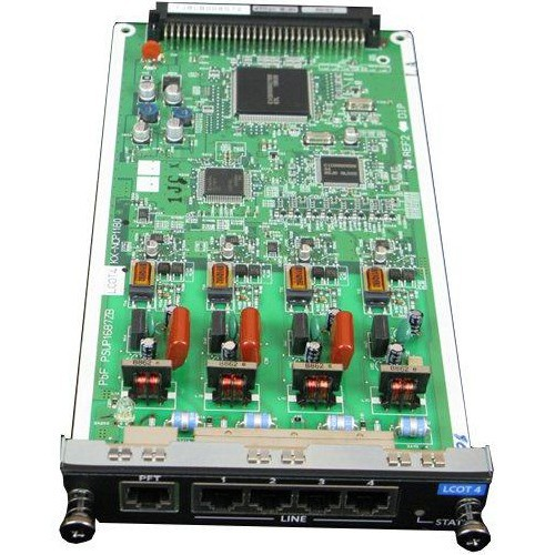 Panasonic KX-NCP1180 4 Port Analogue Card