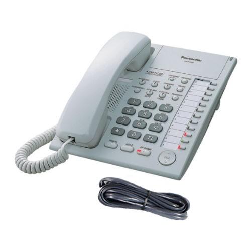 Panasonic KXT7720 E Series Phone in White