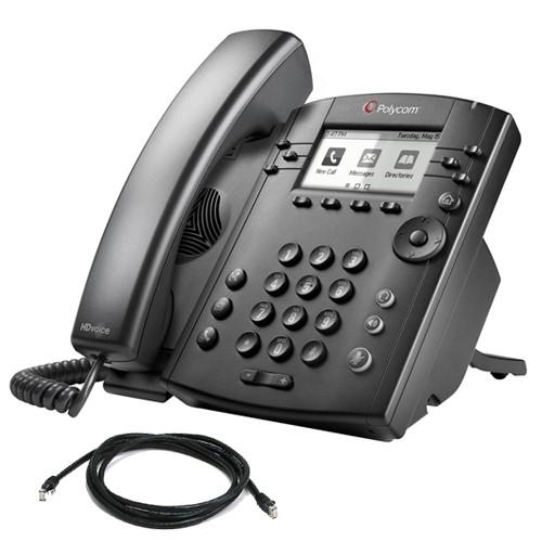 Polycom VVX 300 Business Media Phone New