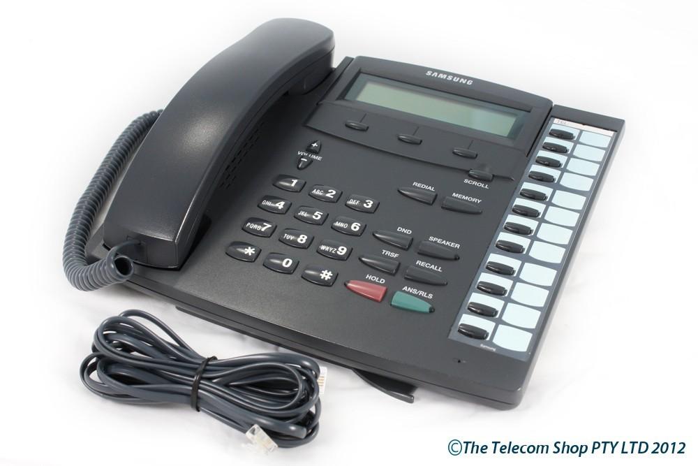 Samsung KPDCS-12B LCD Display Telephone