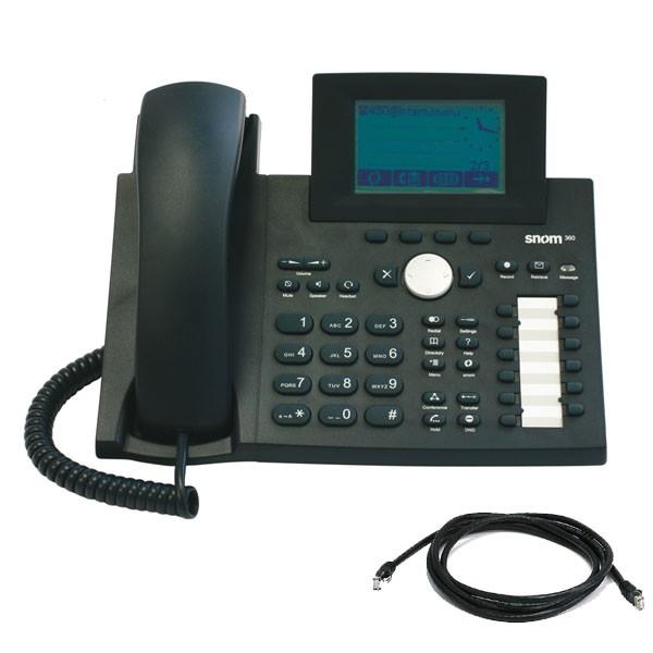 Snom 360 IP Telephone