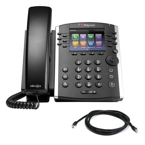 Polycom (BT) VVX 400 Phone