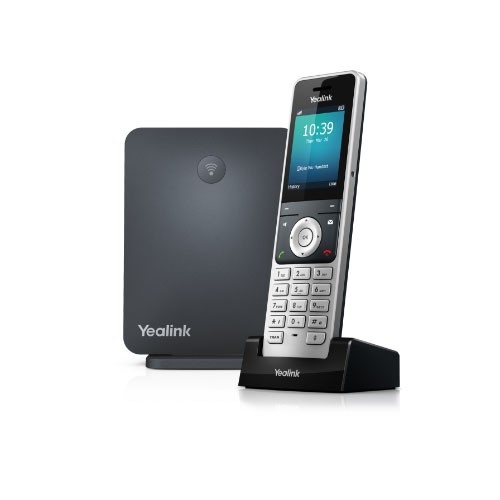 Yealink W60P DECT Base and W56H Handset New
