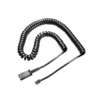 Plantronics U10P-S Cable 38099-01 for Panasonic Cisco and Yealink Phones