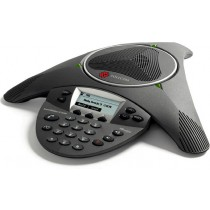 Polycom SoundStation IP6000 Conference Phone (With PSU) 2200-15660-01 New