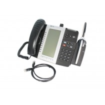 Mitel 5330 IP Telephone in Black with Cordless Headset - 50005804