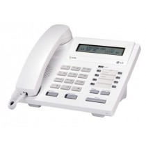 LG LDP-7008D Telephone in White