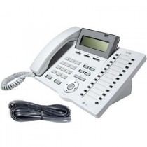 LG LDP-7024D Telephone in White with line cord