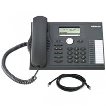 Aastra 5370 Phone with Patch Lead