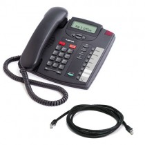 Aastra 9112I IP Telephone with Patch Lead