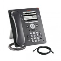 Avaya 9611g IP Telephone with Patch Lead