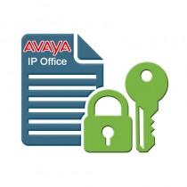 Avaya IP Office 500 IPO TAPI WAV RFA 4 Licence 177466