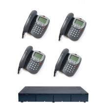 Avaya IPO500 Phone System with 4 Avaya 5410 Telephones