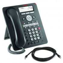 Avaya 1408 Digital Telephone with patch lead