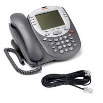 Avaya 2420 Digital Telephone with line cord