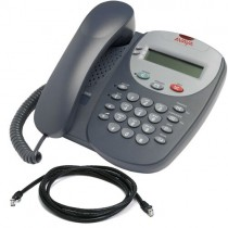 Avaya 5402 IP Office Telephone with patch lead