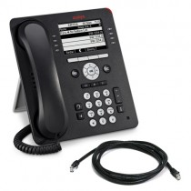 Avaya 9608G IP Telephone with patch lead