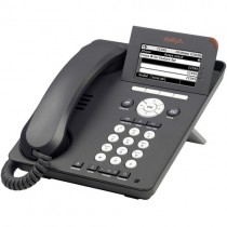 Avaya 9620 IP Telephone Side View