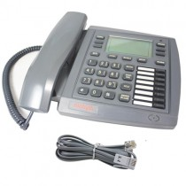 Avaya Index 2050 Telephone in Grey with line cord