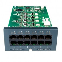 Avaya IP500 V2 ATM Combo Card Front View
