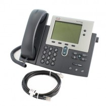 Cisco 7940G Unified IP Telephone in Black with SCCP Firmware