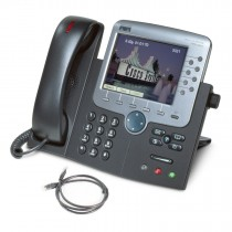 Cisco Unified 7971G IP Phone with Patch Lead