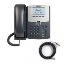 Cisco SPA512G IP Phone with Line Cord