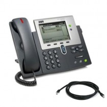 Cisco 7942 IP Telephone with SCCP Firmware New