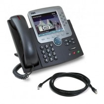 Cisco Unified IP Phone 7970 SCCP Firmware with patch lead