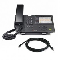 CX700 IP Desktop Phone with patch lead