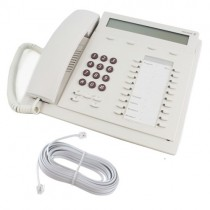 Ericsson DBC203 Telephone White with line cord