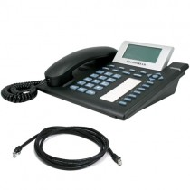 Grandstream GXP2000 Enterprise IP Telephone with patch lead