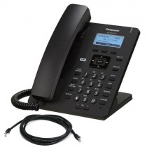 Panasonic KX-HDV130 IP Phone in Black