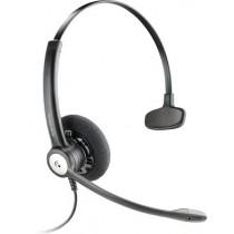 Plantronics HW111N Entera Wideband Monaural Headset 79180-02