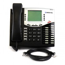 Inter-Tel 8662 Executive IP Phone with Patch Lead