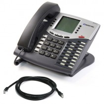 Inter-Tel 8560 Telephone with patch lead