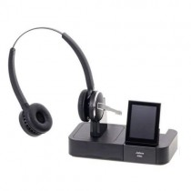 Jabra PRO 9460 Duo Wireless Headset Side View