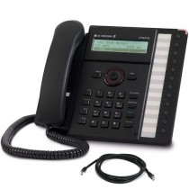 LG iPECS LIP-8012D IP Phone with Patch lead
