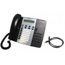 Mitel 5215 IP Telephone Single Mode in Black 50002817