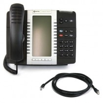 Mitel 5340 IP Phone with Patch lead