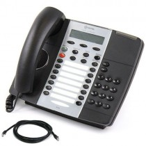 Mitel 5220 Dual Mode IP with Patch lead