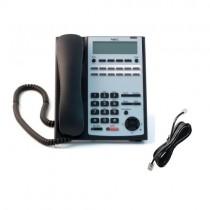 NEC SL1100 IP4WW-12TXH Telephone in Black