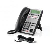 NEC SL1100 IP4WW-12TXH Telephone with Line Cord