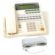 NEC DX2E 16TXH-LC2 Telephone White
